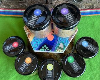 Organic Chakra Balancing Blend - FULL SET