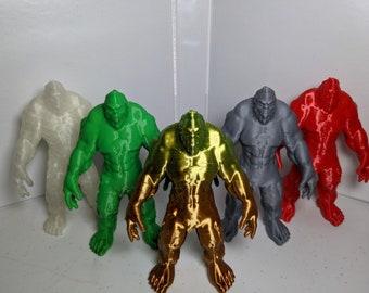 Sasquatch - Bigfoot - Yeti Cryptid Figure