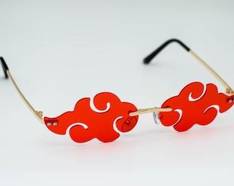 Cloud glasses- **Pre-order red glasses**