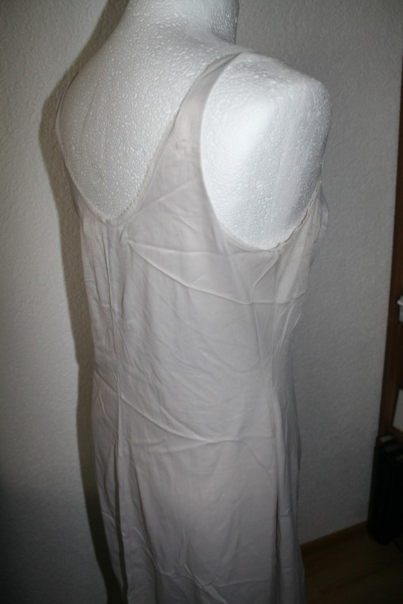 Original 50s underdress lace transparent - image 3