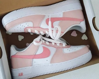 "Custom air force 1 ""FIRST CRUSH"" / Nike air force 1"