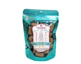 Freeze Dried Tootsie Rolls