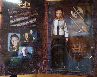 """Sideshow 1/6 Scale 12"""" Figure Vampire Buffy The Vampire Slayer Vampire buffy"""