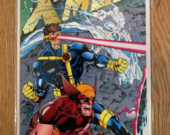 X-Men #1 (Special Collectors Edition, Gatefold Cover)