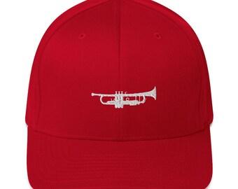 Trumpet Structured Twill Cap