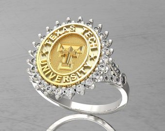 925 Silver Oval Class Ring,College Ring,School Ring Graduation Ring,University Ring, Signet Ring,University Ring,Gold Class Rings For Women