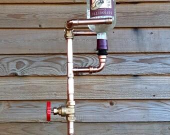 Handmade Copper Drinks Optic