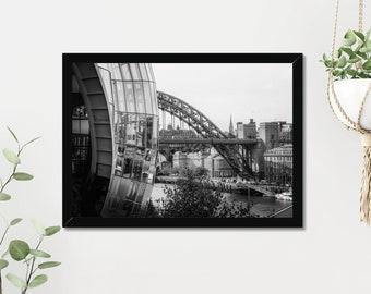 Iconic | High Quality Black & White Print - A3, A4