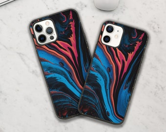 IPhone  neon abstract Glass case,iPhone 11 pro, iPhone 11 case,iPhone X case,iPhone 12 pro Max,iPhone Xr case,iPhone 12,iPhone 12 pro