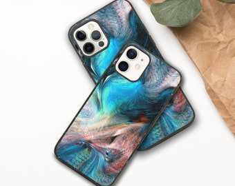 IPhone  gradient abstract Glass case,iPhone 11 pro, iPhone 11 case,iPhone 12,iPhone 12 pro,iPhone 12 pro Max,iPhone Xr case,iPhone X case