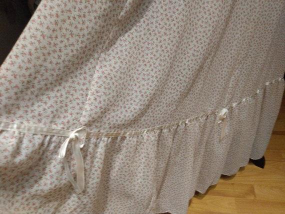 Gunne Sax Nightingale Prairie Dress. Ditsy Floral… - image 5