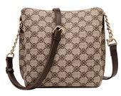 2020 New Luxury Women 39 s Shoulder Bags With Crossbody Sling Strap Chain Plaid Mahjong Designer Brand Pu Leather Vintage Handbag