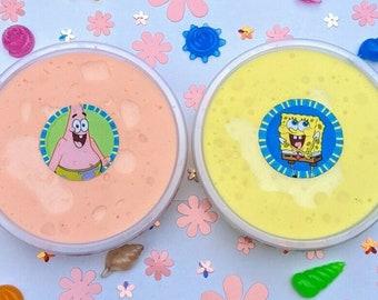 Spongebob & Patrick butter/thick n glossy duo *uk seller