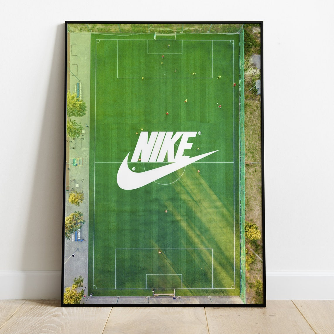 Nike Inspired High Quality Poster image 0