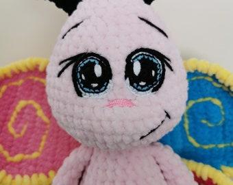 Hand crochet Butterfly