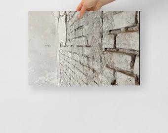 Shawshank: Brick Wall (Digital Print)