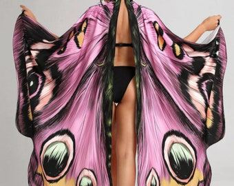 Butterfly Costume Cape
