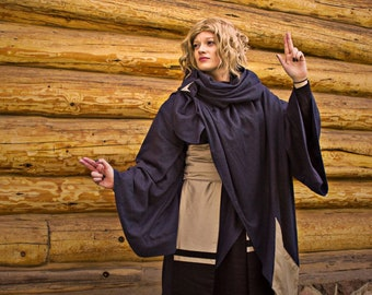 Sypha Belnades inspired Cosplay costume   Castlevania