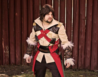 Trevor Belmont inspired Cosplay costume   Castlevania