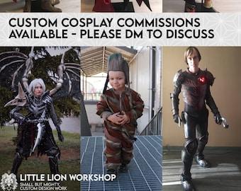 Custom Cosplay Commissions