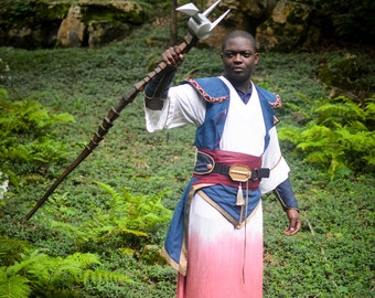 Teferi inspired Cosplay costume   Magic: The Gathering