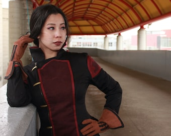 Asami inspired cosplay   Legend of Korra
