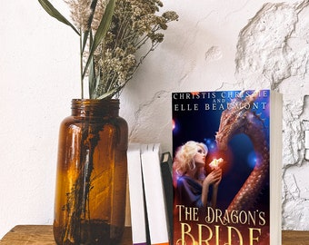 The Dragon's Bride (Paperback) Digitally Signed Bookplate