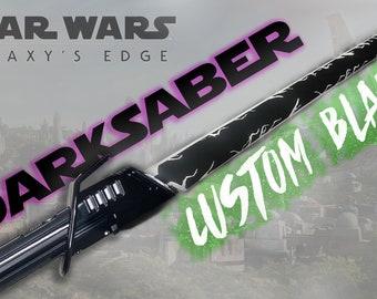 Darksaber Custom Blade Vinyl