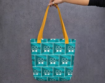 The Gaggle Print Tote Bag