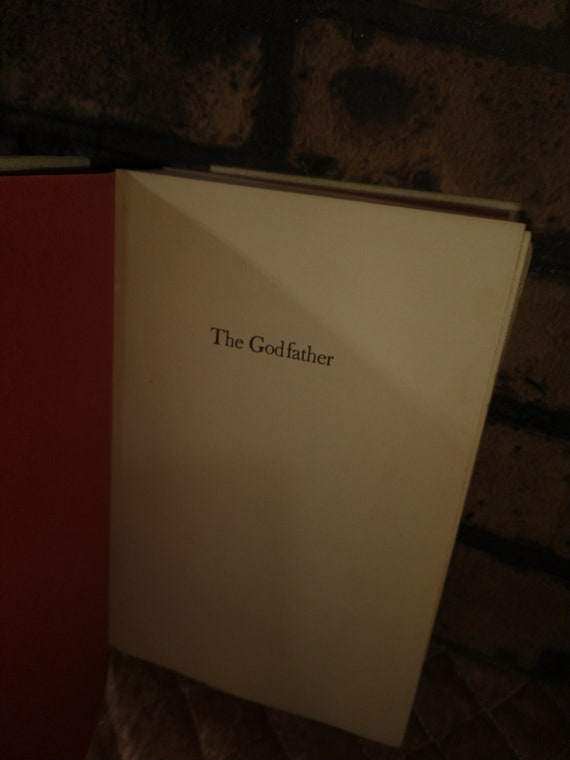 The Godfather 1st Edition