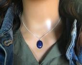 Lapis Lazuli Minimalist N...