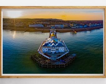 Eastbourne Pier 2/3