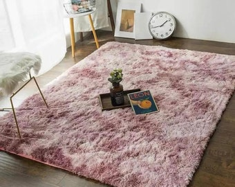 Thick Pile Rug Etsy