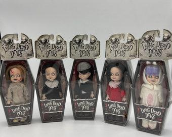 VTG 2001 Living Dead Dolls Mini Series 1 LDD