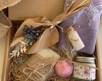 Milla Feel-good Set Gift Box Wellness Set Women Gift Box Girlfriend Gift Mother's Day Gift Gift