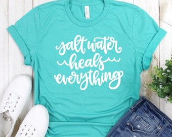 Salt Water Heals Everything