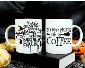 Halloween Coffee Mugs