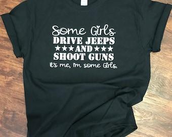 Jeeps & Guns Shirt
