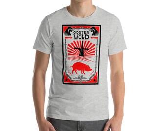 Unisex short sleeve T-shirt Oosterwold Farm