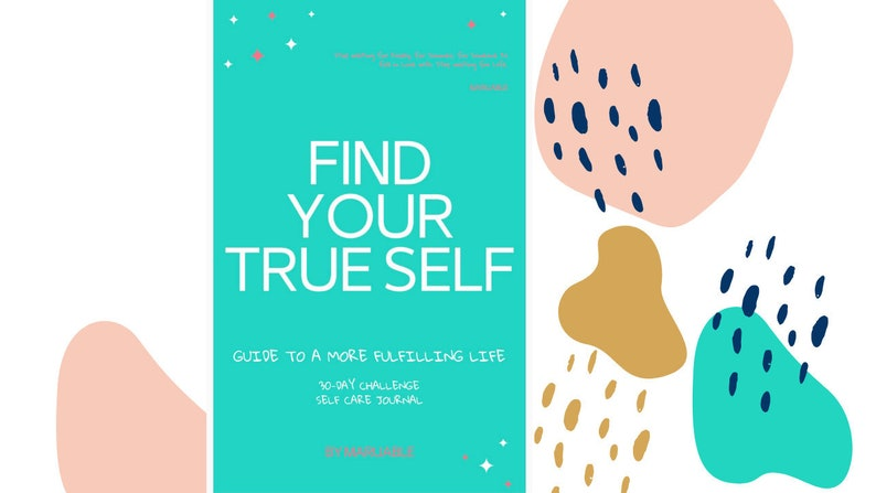 30-Day Self-Growth Journal  WorkbookFree gift  A Guide to image 0