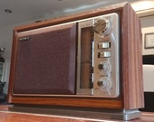 Vintage Sony AM FM Radio (2 Bands)