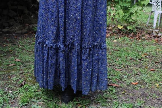 70's Vintage Gunne Sax prairie dress  by Jessica … - image 7