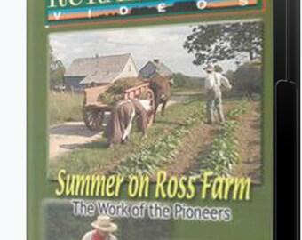 Summer on Ross Farm