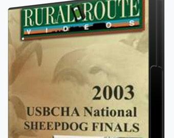 USBCHA Sheep Dog Championships