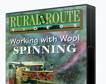 Working with Wool: Spinning
