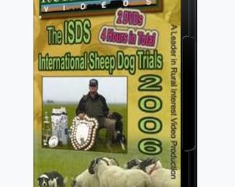 International Sheepdog Society (ISDS) Supreme and World Championships