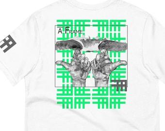 a. m.w. A Frame (hand series)