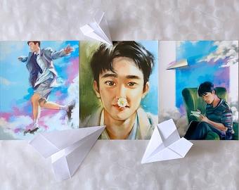 EMPATHY: D.O. of EXO Fan Art Prints
