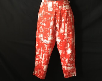 NEW! Outer Limitz Capris Red