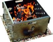 Calcube One Fire Basket